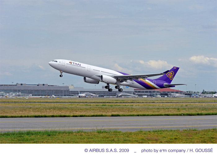 Thai Airways International Airbus A330-300