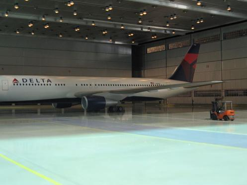 New Delta Livery
