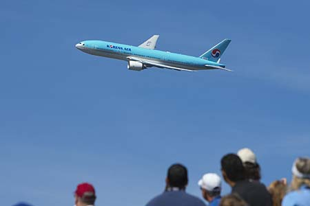 Boeing Delivers 3000th Widebody
