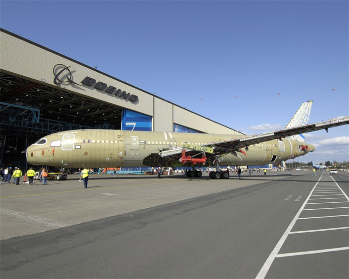 Boeing 787 Dreamliner Static Test Airframe