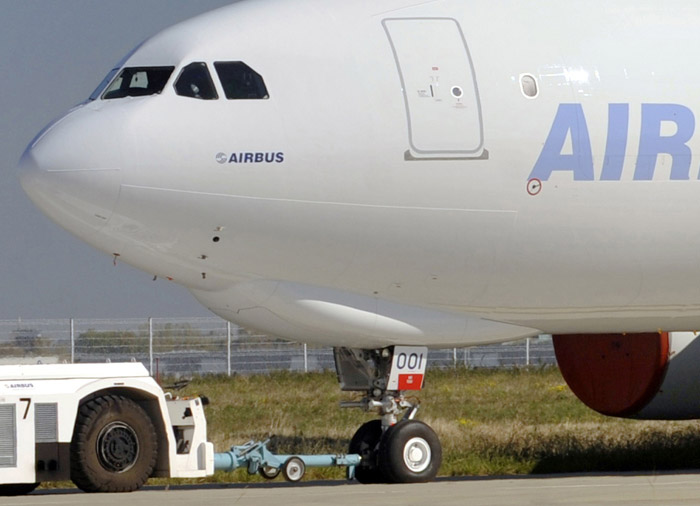 Airbus A330F Nose Gear Blister Fairing