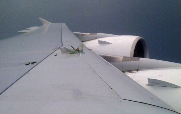 Qantas Airbus A380 Engine Failure