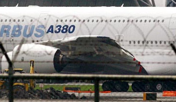 Airbus A380 accident Bangkok