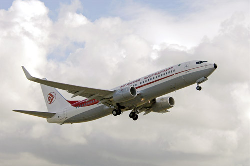 Air Algerie Boeing Next-Generation 737-800