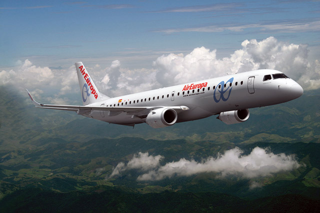 Air Europa Embraer 195