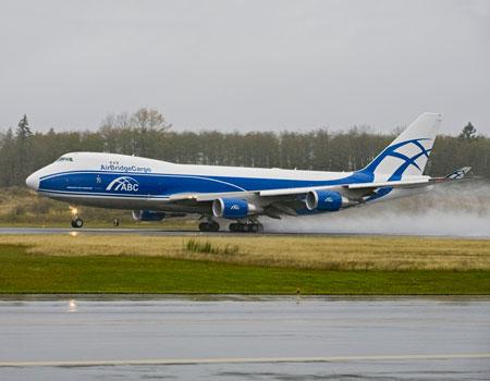 AirBridgeCargo 747-400 Freighter (Volga-Dnepr Group)