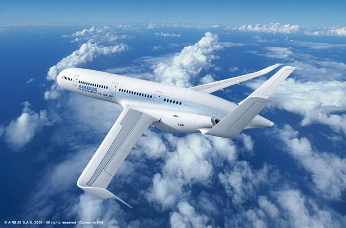 Airbus Concept Plane 2010