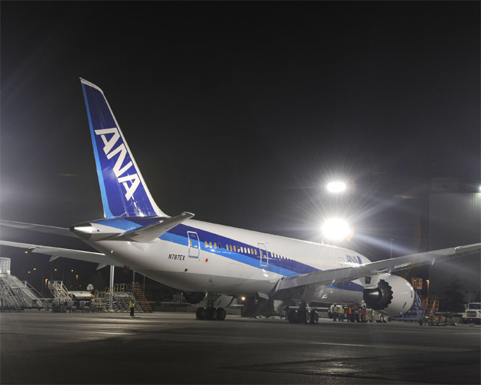 ANA (All Nippon Airways) Boeing 787 Dreamliner