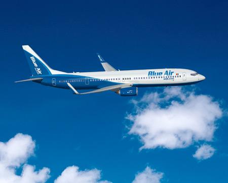 Blue Air Boeing Next-Generation 737-900ER