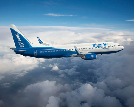 Blue Air Next-Generation 737-800