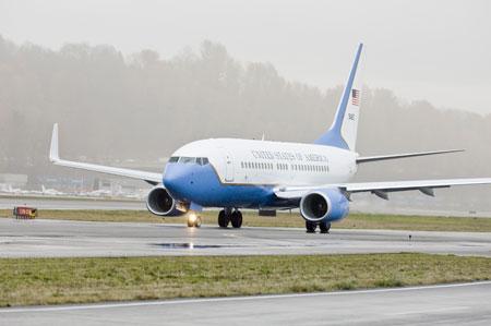 U.S. Air Force Boeing C-40C (NG 737-700)