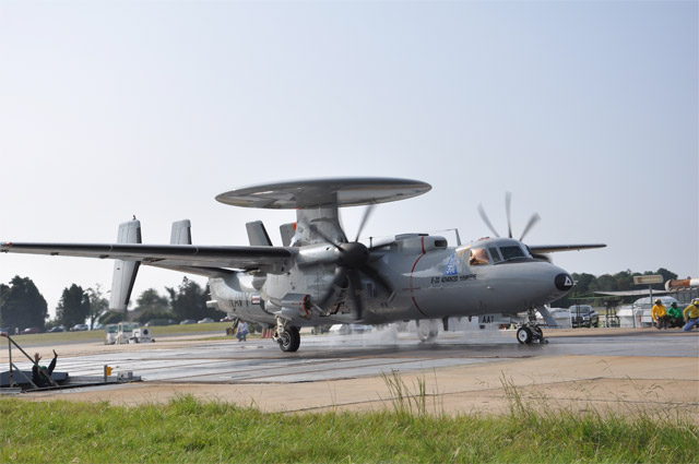 Northrop Grumman E-2D Advanced Hawkeye Delta One