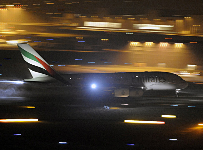 13th A380 - Emirates Airbus A380
