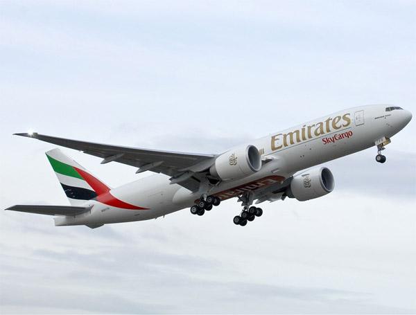 Emirates SkyCargo Boeing 777 Freighter