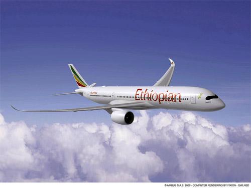 Ethiopian Airlines Airbus A350 XWB