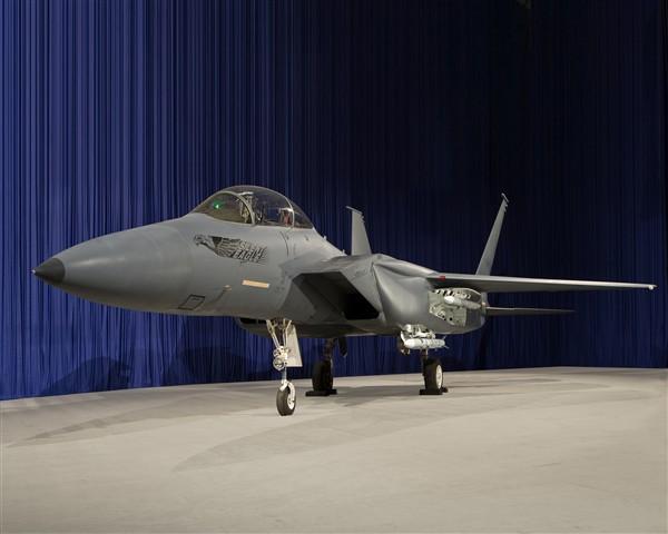 F-15 Silent Eagle (F-15SE)