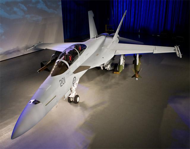 Boeing propõe melhorias para caça F/A-18 Super Hornet