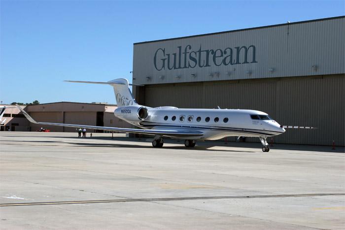 Gulfstream G650 Business Jet