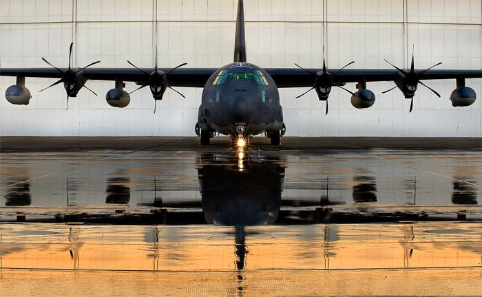 Lockheed Martin HC-130J Combat Rescue Tanker