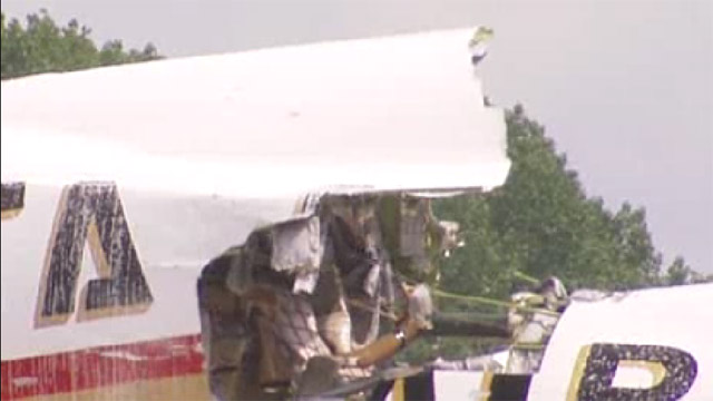 Kalitta Air Boeing 747-200 Crash Brussels