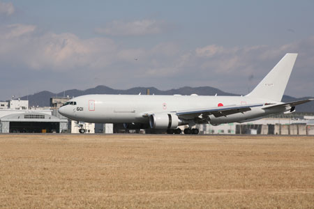 Boeing KC-767 Tanker - Japan