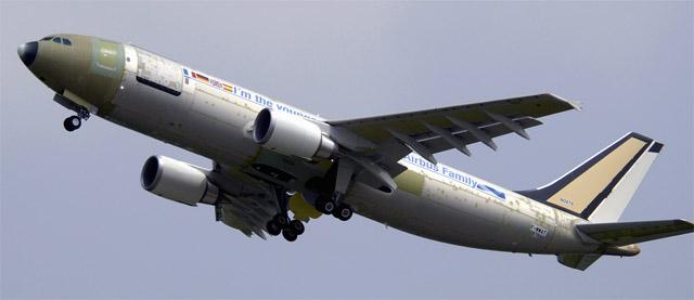 Last Airbus A300