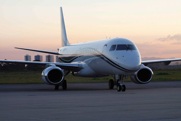 Embraer Lineage 1000 Executive Jet - Managed by Prestige Jet - Abu Dhabi