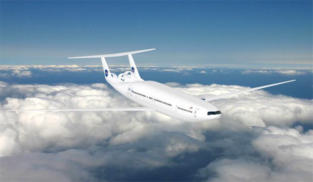 MIT Future Aircraft Concept