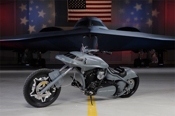 Northrop Grumman B-2 Bike By OCC