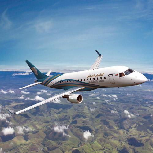 Oman Air EMBRAER 175