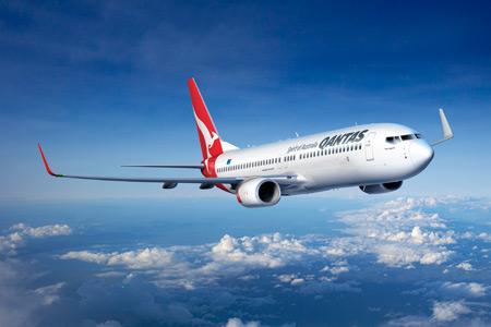 Qantas Boeing 737-800 Next-Generation
