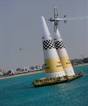 2008 Red Bull Air Race World Series - Abu Dhabi