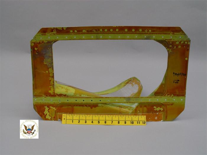 Southwest Airlines Flight 2294 Hole in Fuselage