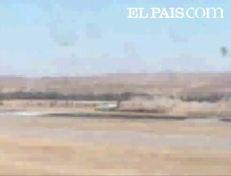 Spanair Crash Video
