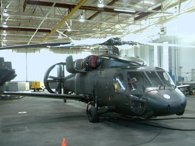 "Sikorsky Piasecki X-49 ""Speedhawk"""