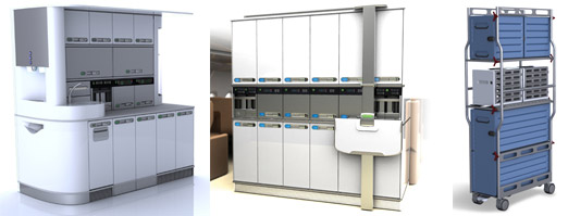 Airbus SPICE (SPace Innovative Catering Equipment) Galley Concept