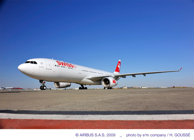 Swiss International Air Lines Airbus A330-300