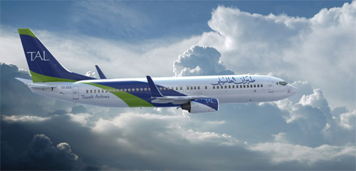 Tassili Airlines Next-Generation 737-800