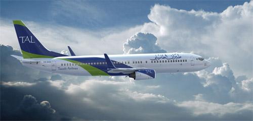 Tassili Airlines Next-Generation 737-800