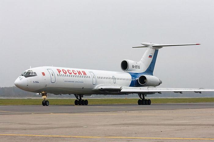 Rossiya Tupolev Tu-154