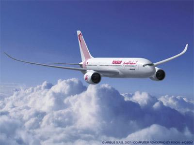 Tunisair Airbus A350-800