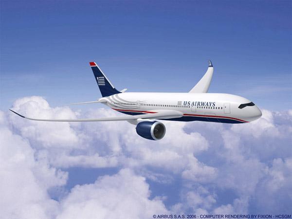 US Airways A350 XWB