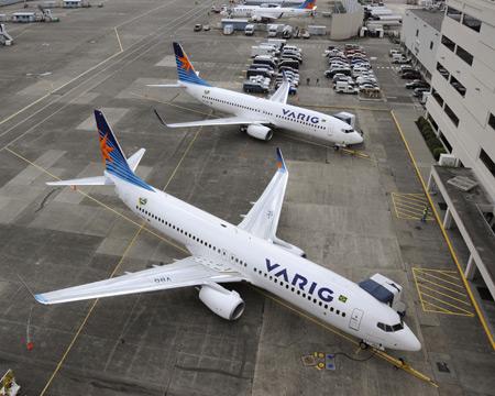 Varig 737-800
