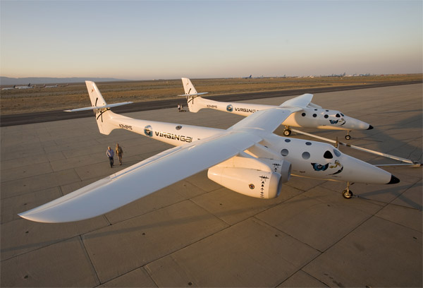 Virgin Galactic WhiteKnightTwo