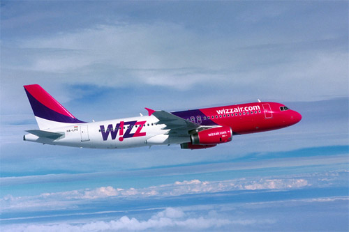 avion wizz-air