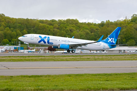 XL Airways (GECAS) Next-Generation 737-900ER