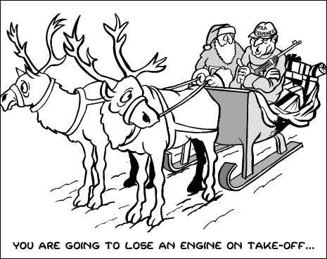 Christmas Cartoon 2009 by humor.aero